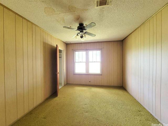Bedroom featured at 837 Polk Road 1, Grannis, AR 71944