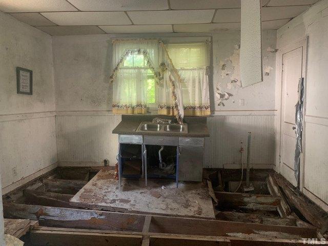 Kitchen featured at 120 W Rockspring St, Henderson, NC 27536
