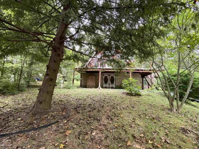 House view featured at 3609 River Bluff Rd, Bedford, IN 47421