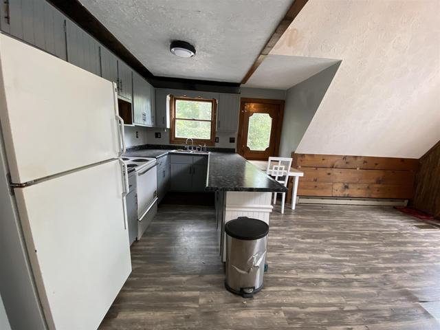 Kitchen featured at 3609 River Bluff Rd, Bedford, IN 47421