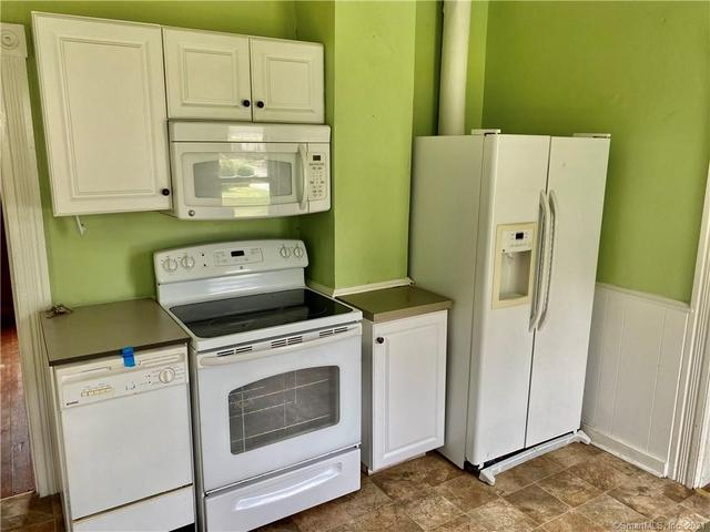 Laundry room featured at 85 Brightwood Ave, Torrington, CT 06790