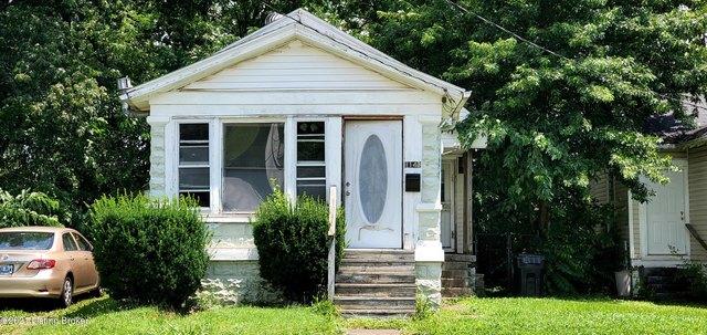Porch featured at 1143 Louis Coleman Jr Dr, Louisville, KY 40211