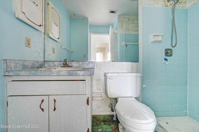 Bathroom featured at 1251 Freil Rd NE, Palm Bay, FL 32905