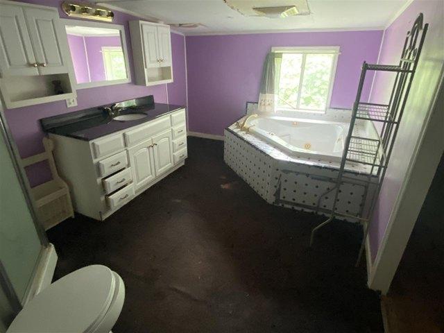 Bathroom featured at 4086 County Road 306, Elba, AL 36323