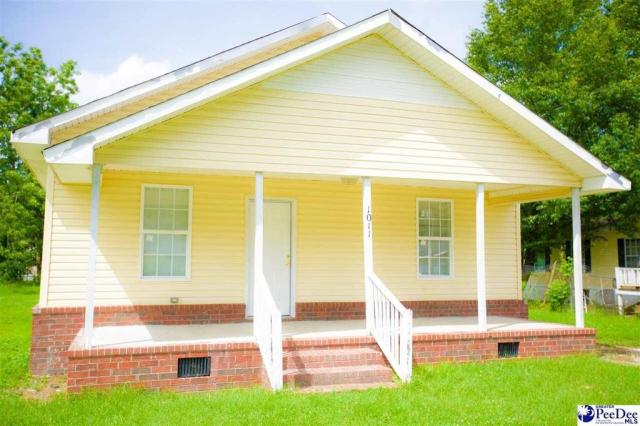 House view featured at 1011 Carver St, Florence, SC 29501