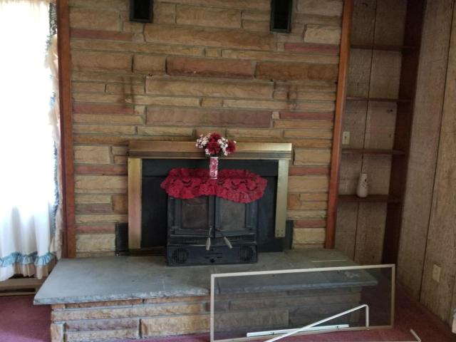Living room featured at 142 Abbaguchee Ln, Richwood, WV 26261