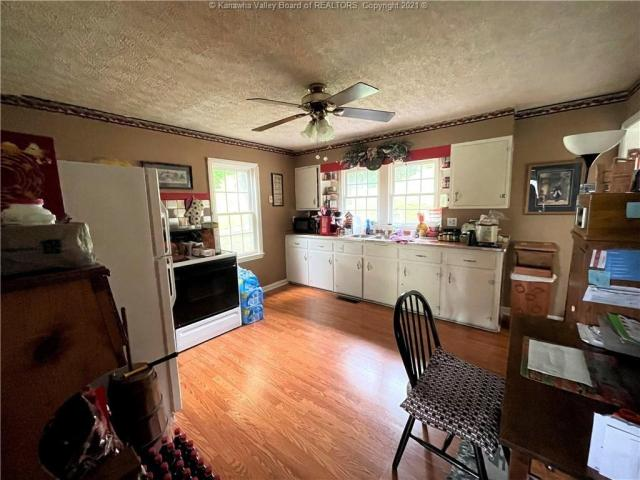 Dining room featured at 312 7th St, New Haven, WV 25265