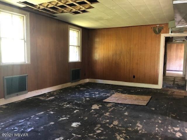 Bedroom featured at 2325 Slacks Run Rd, Trout Run, PA 17771