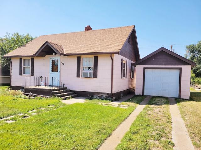 House view featured at 313 S Logan Ave, Terry, MT 59349
