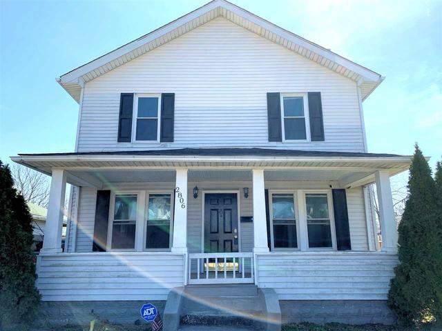 Porch featured at 2806 S 29th St, Ashland, KY 41102