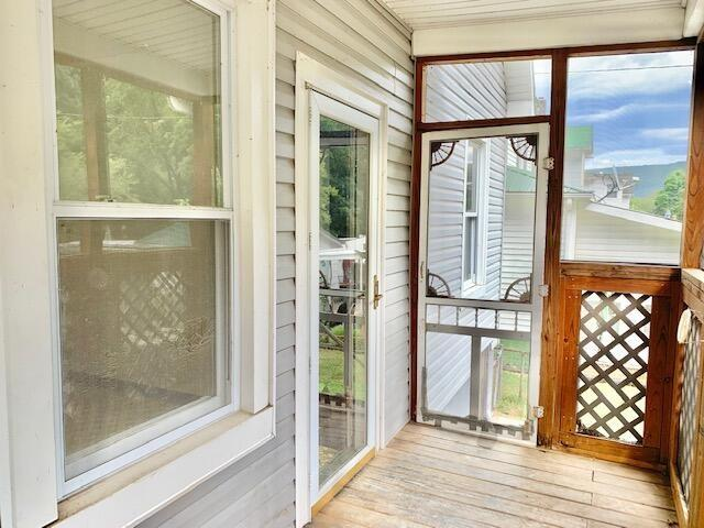 Porch featured at 629 Roxbury St, Clifton Forge, VA 24422