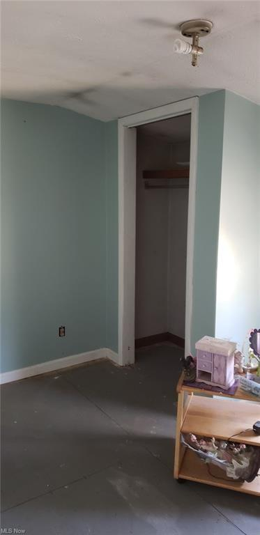 Bedroom featured at 25936 Woodsfield Rd, Summerfield, OH 43788