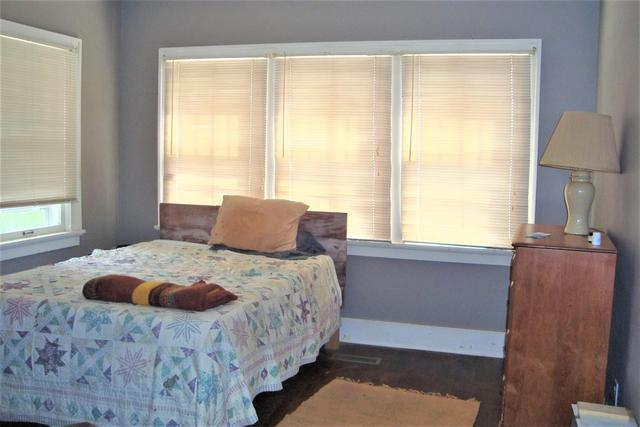 Bedroom featured at 815 E Main St, Marion, KS 66861