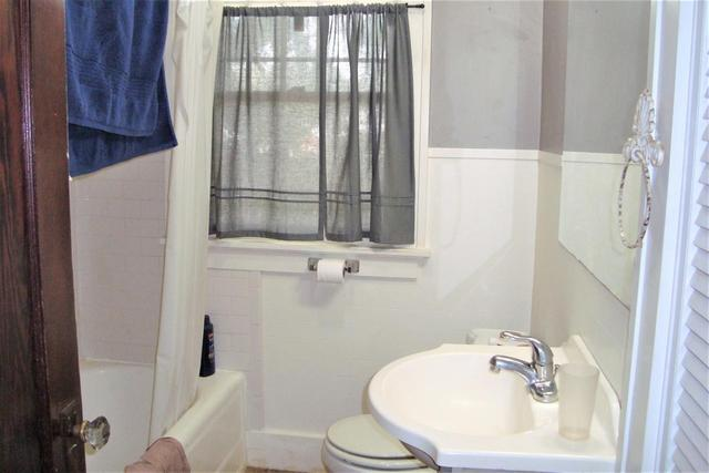 Bathroom featured at 815 E Main St, Marion, KS 66861