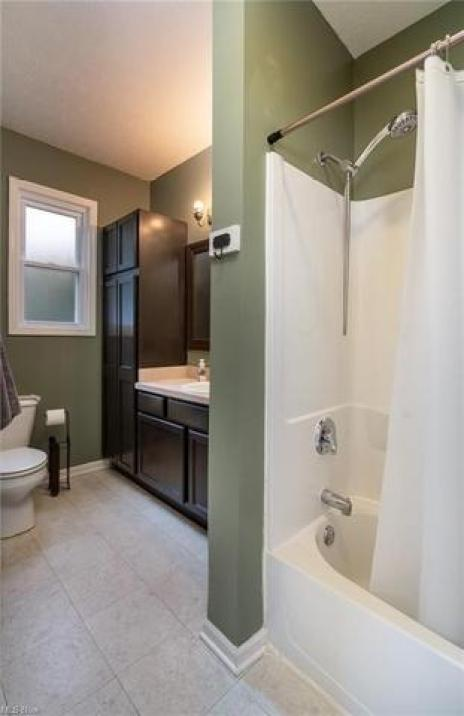 Bathroom featured at 2435 Apple Ave, Lorain, OH 44055