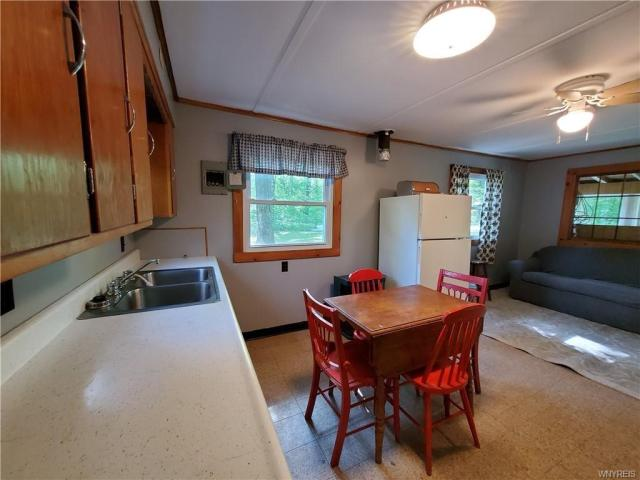 Dining room featured at 50 Morningside Dr, Arcade, NY 14009