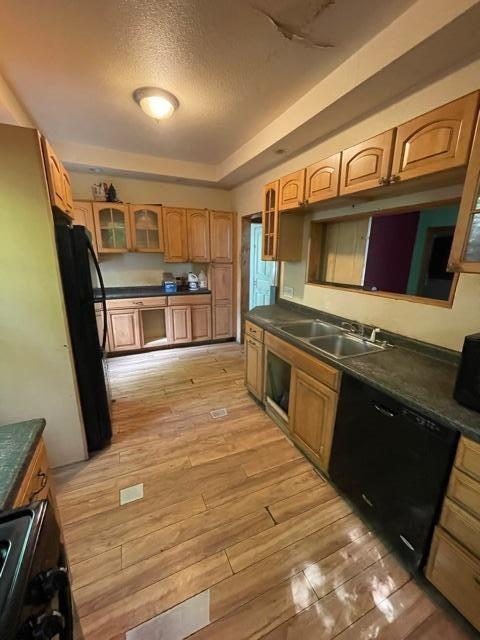 Kitchen featured at 99 S Pickering St, Brookville, PA 15825