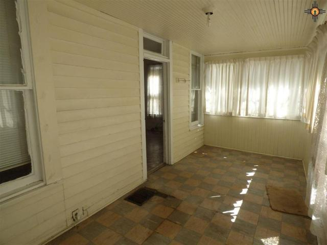 Porch featured at 511 S Second St, Raton, NM 87740