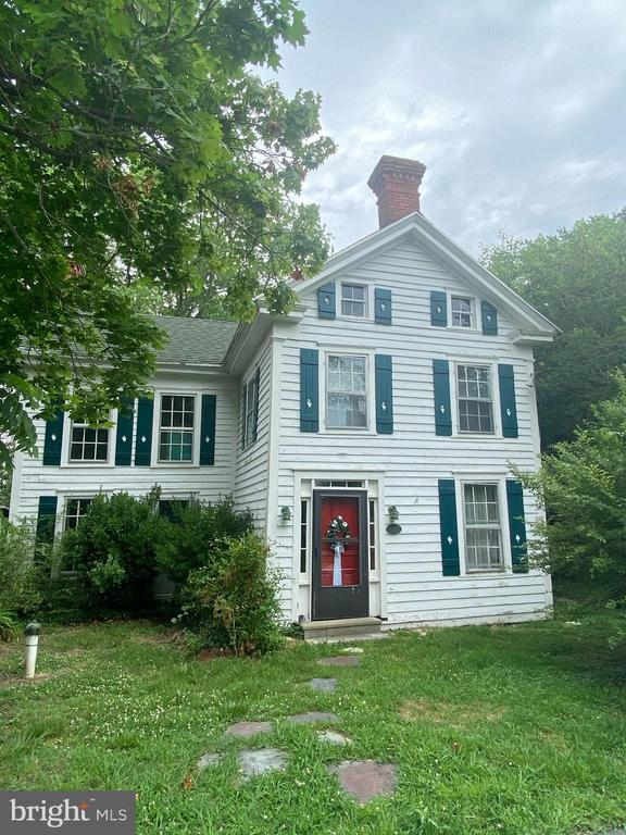 Yard featured at 2705 Church St, Quantico, MD 21856
