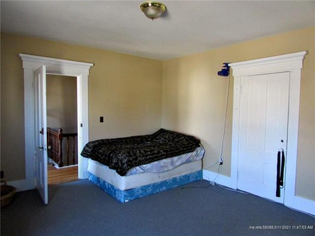 Bedroom featured at 43 Main St, Ashland, ME 04732