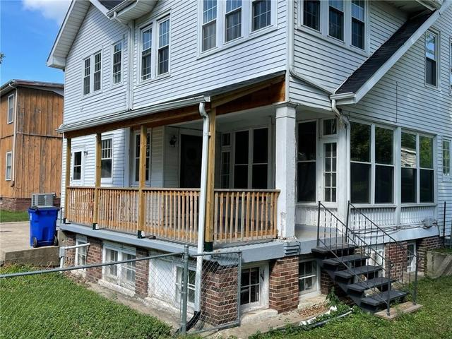 Porch featured at 131 N Taylor Ave, Decatur, IL 62522