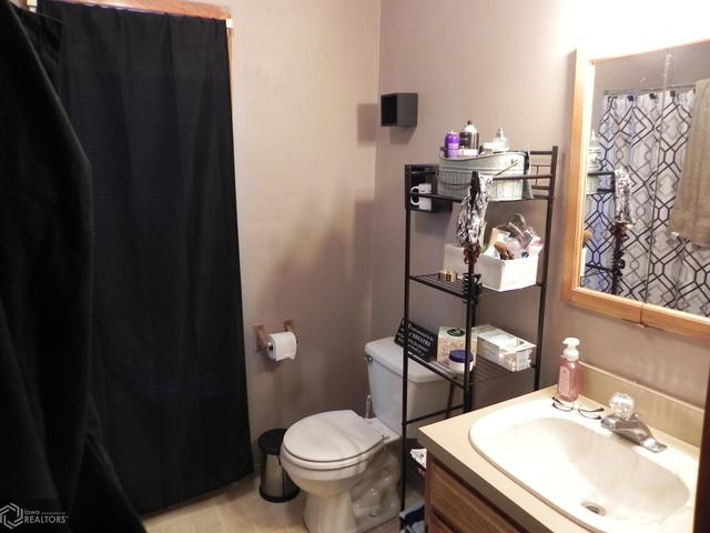 Bathroom featured at 303 Central Ave, Bedford, IA 50833