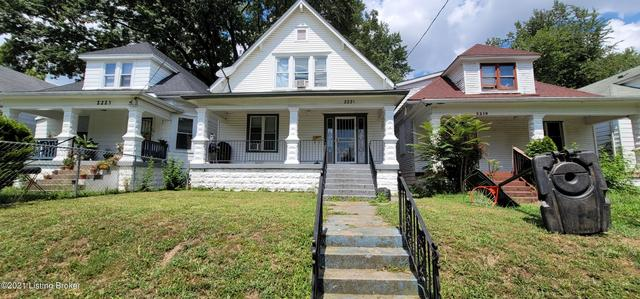 Property featured at 2221 W Kentucky St, Louisville, KY 40210