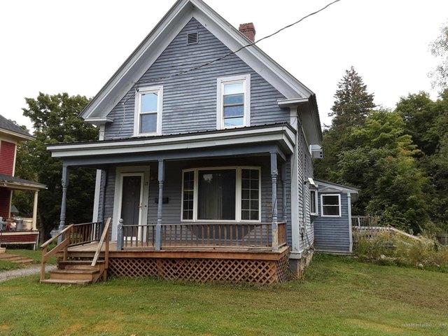 Porch featured at 11 Elm St, Houlton, ME 04730