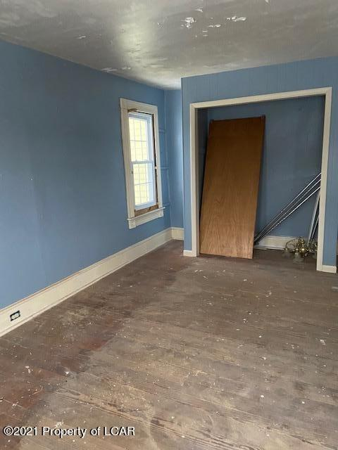 Bedroom featured at 409 S Hanover St, Nanticoke, PA 18634