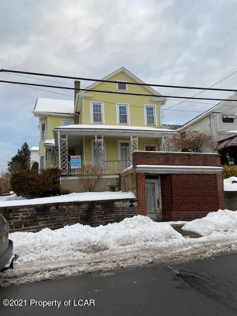 House view featured at 409 S Hanover St, Nanticoke, PA 18634