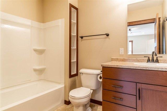 Bathroom featured at 312 Clay St, Waterloo, IA 50703
