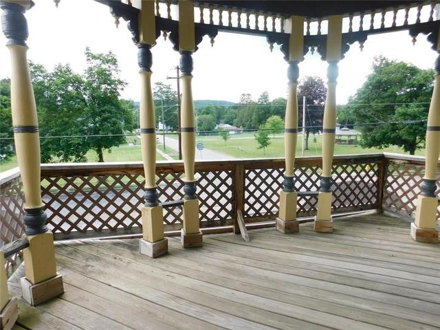 Porch featured at 16 S Main St, Cohocton, NY 14826