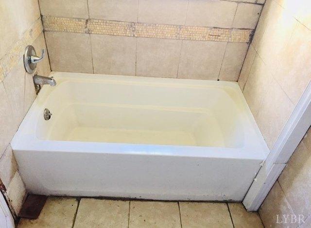 Bathroom featured at 831 Victoria Ave, Lynchburg, VA 24504