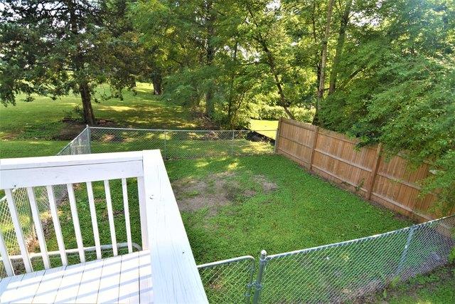 Yard featured at 607 N Monroe St, Carrollton, MO 64633