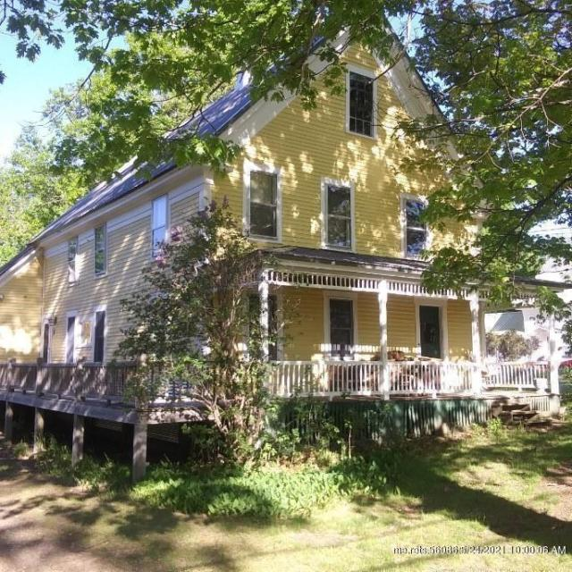 House view featured at 71 N Main St, Andover, ME 04216