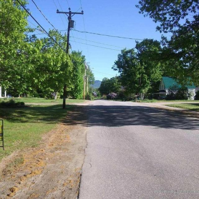 Road view featured at 71 N Main St, Andover, ME 04216