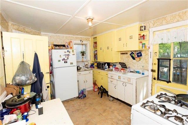 Kitchen featured at 205 Barrett St, Syracuse, NY 13204