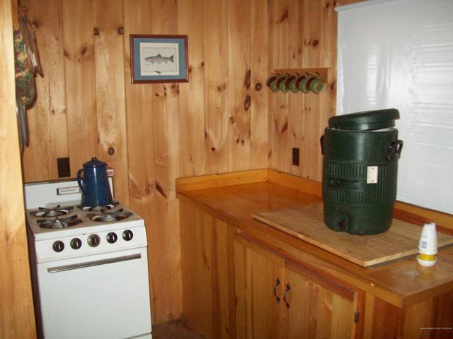 Kitchen featured at Swimming Hole Rd, Macwahoc Plt, ME 04451
