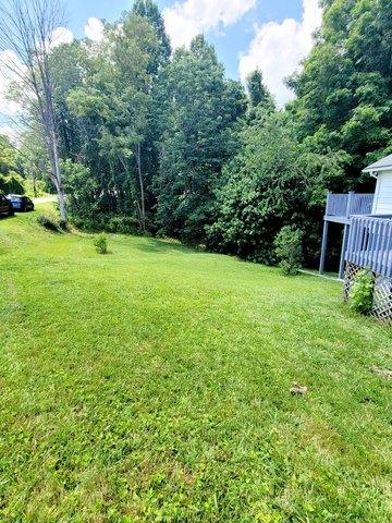 Yard featured at 4128 Skeetrock Rd, Clintwood, VA 24228