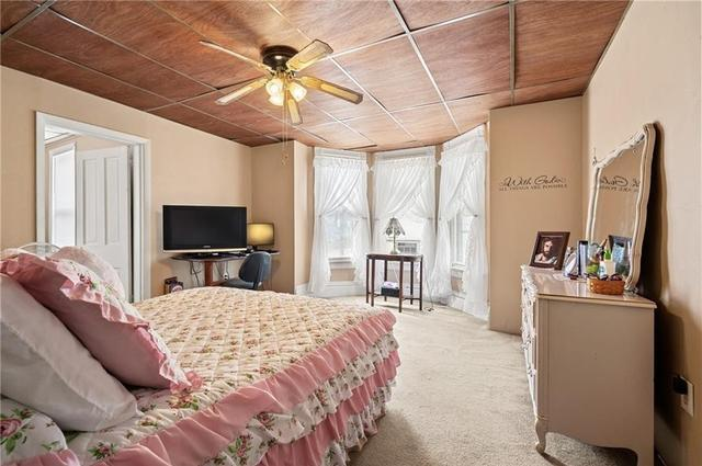 Bedroom featured at 316 W 3rd St, Greensburg, PA 15601