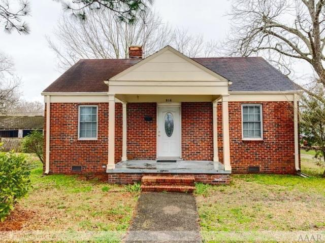 Porch featured at 816 N Broad St, Edenton, NC 27932