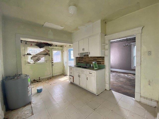 Kitchen featured at 325 Milford St, Clarksburg, WV 26301