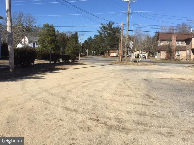 Road view featured at 5719 Pleasant Mills Rd, Egg Harbor City, NJ 08215