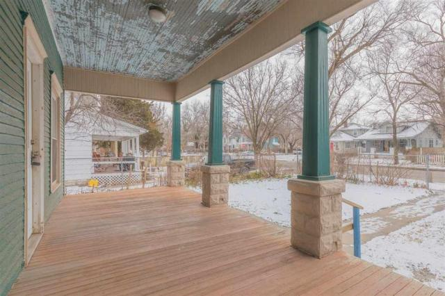 Porch featured at 1608 N Fairview Ave, Wichita, KS 67203