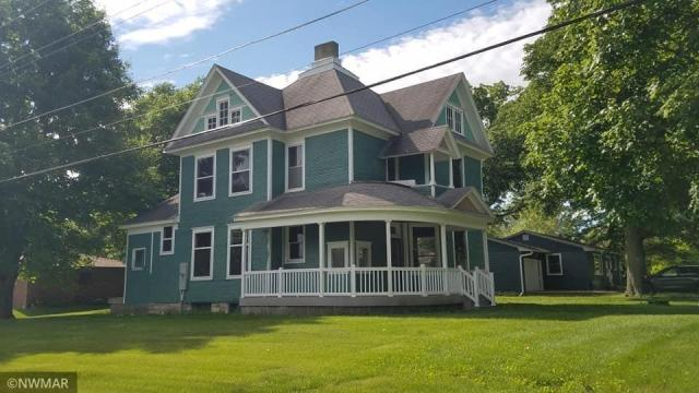 Porch featured at 403 S East St, Sigourney, IA 52591
