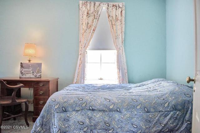 Bedroom featured at 164 Main St, Paxinos, PA 17860