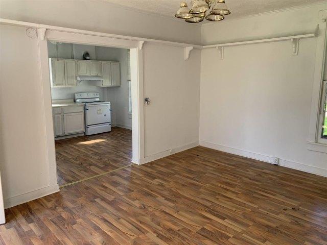 Kitchen featured at 101 NW G St, Richmond, IN 47374