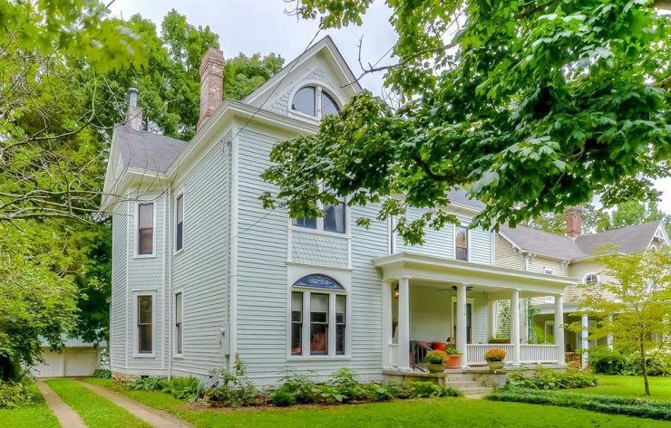 Image result for historic homes midway kentucky
