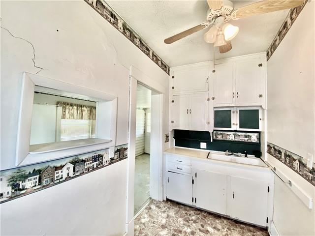 Kitchen featured at 100 N 2nd St, Elmo, MO 64445