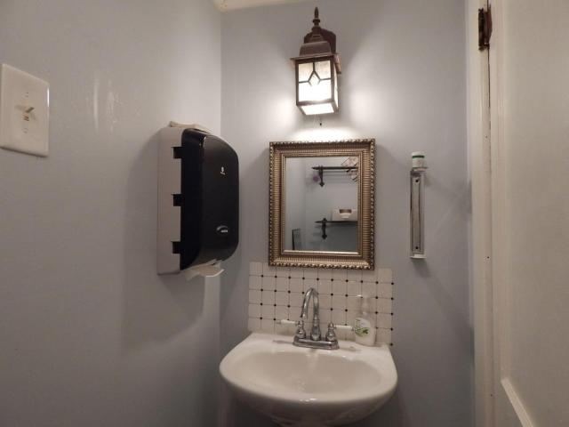 Bathroom featured at 214 and 216 N Greene Ave, Mountain Grove, MO 65711